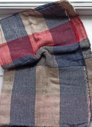 Новый модный большой шарф 170 на 70 см