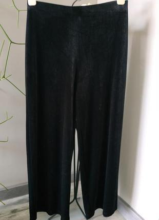 Бархатные свободные штаны bonmarhe