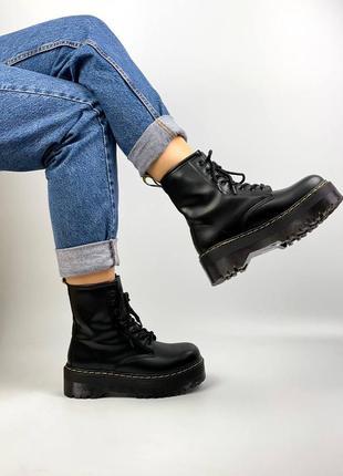 Ботинки деми мартенс