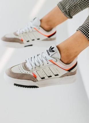 Adidas drop step 🍏 стильные женские кроссовки адидас
