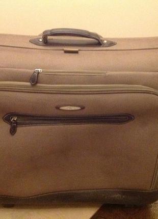Шикарный чемодан mendoza (япония)