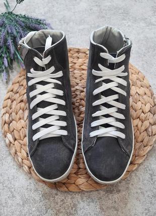 Крутые ботинки/кеды 12921