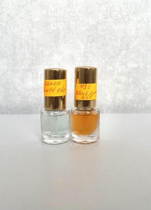 Лот отливантов (ysl black opium, kenzo world edp)