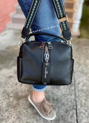 Женская кожаная сумка. клатч кожаный. polina&eiterou.
