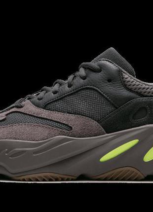 Adidas yeezy boost 700 wave runner mauve мужские
