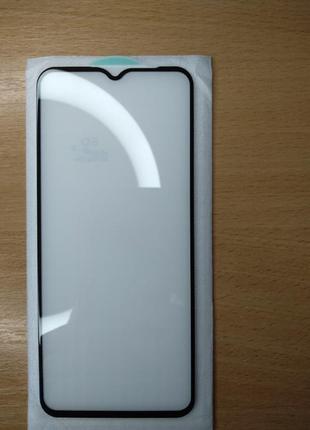 Samsung a12 защитное стекло king fire 6d