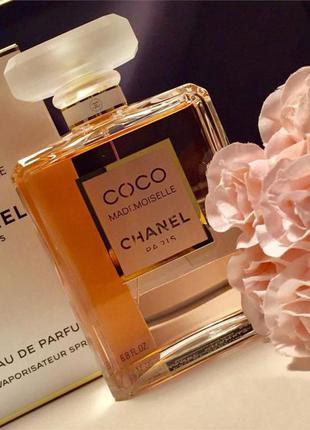 Chanel coco mademoiselle оригинал затест распив и отливанты аромата