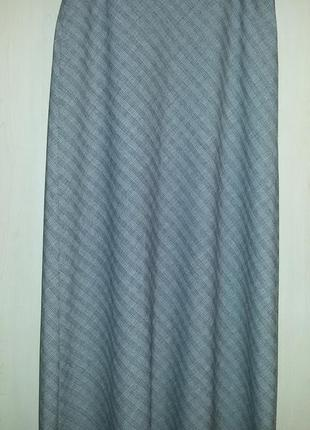 Нова максі-спідничка юбка sisley  а-силуета