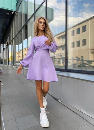 Платье, 4 цвета