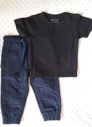 Набор с брюками и футболкой