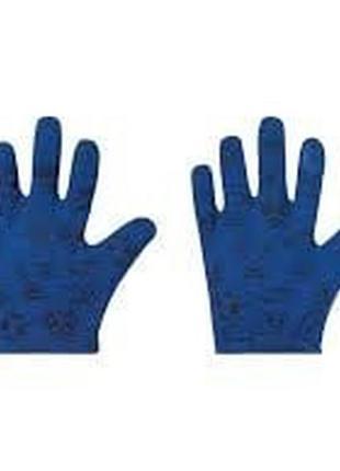 Детские перчатки с тачскрин, сенсорные, lidl размер 4 синие