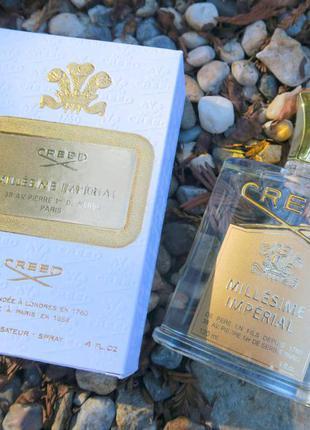 Creed millesime imperial 3 мл оригинал затест распив и отливанты аромата