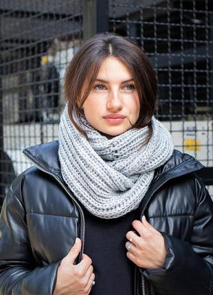 Шарф хомут without scarf without 8048337
