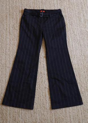 Брюки-штани чорні 38 євро розмір s.oliver