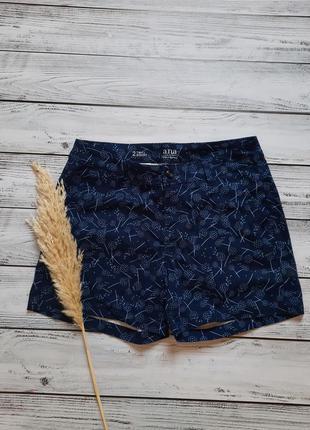 Женские шорты с узорами принтом короткие