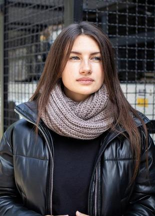 Шарф хомут without scarf without 8048339
