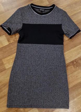 Спортивное платье topshop, xs-s
