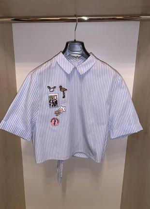 Рубашка/блуза zara
