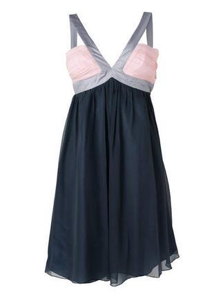 Красивое шифоновое платье lipsy london