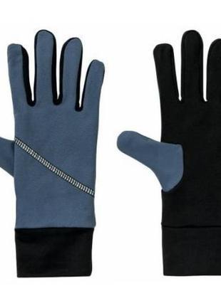 Немецкие перчатки для спорта с тачскрин, сенсорные размер 7 crivit
