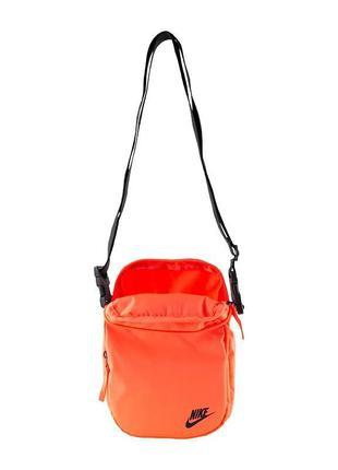 Женская маленькая сумка через плече , мессенджер nike heritage 2.0
