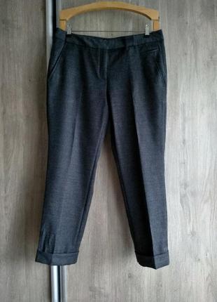 Gant стильные укороченные, зауженные брюки