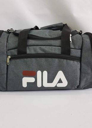 Большая дорожная сумка спортивная вместительная