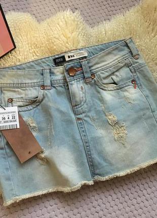 Короткая юбочка на дюймовочку