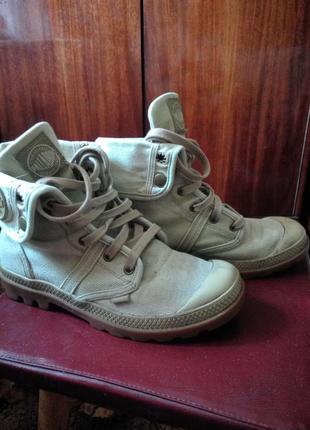 Женские кеды ботинки palladium 38 размер.
