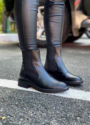 Демисезонные ботинки женские подростковые 36-40 р.