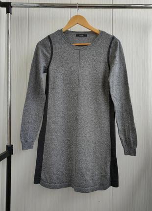 Уютное платье с длинным рукавом george с отличным составом