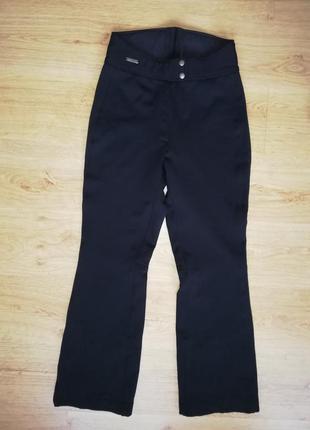 (76 см.) женские теплые термо штаны softshell schneider sportswear .