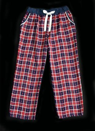Дом.\пижамные штаны m&s хлопок р.xl\xxl