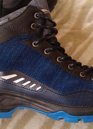 Ботинки crivit air stream sys anatomic washable waterproof австрия