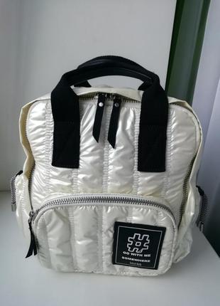 Красивий фірмовий рюкзак португальського бренду parfois!!! оригінал!!!
