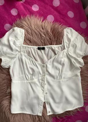 Блуза bershka разм.l