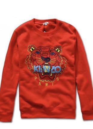 Пуловер худи kenzo оригинал