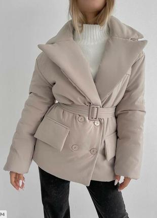 Куртка , тренд