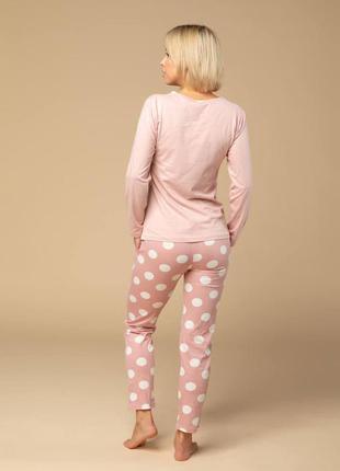 Женская пижама котон