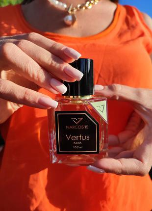 Vertus narcosis верту наркотик духи на распив отливант парфюм