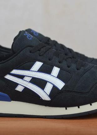 Черные мужские кроссовки asics gel-atlanis, 44 размер. оригинал