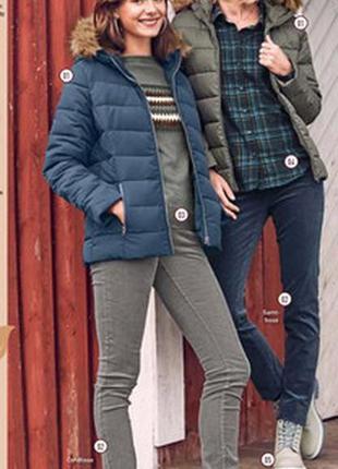 Бархатные брюки, от blue motion, германия, евро 44