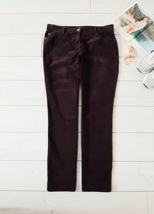 Вельветовые стильные брюки_комфорт и качество..# 174