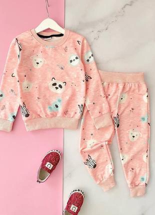 Стильный костюм пижамка