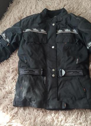 Мото куртка zertifizierte qualitat