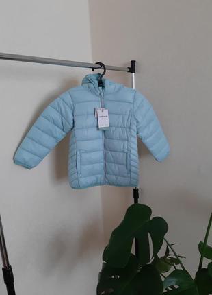 Куртка lefties zara 3-4 р