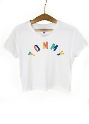 Жіноча футболка tommy hilfiger