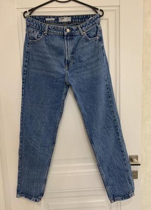 Bershka джинсы mom 38 - размер