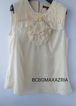 Блуза шёлк bcbg max azria