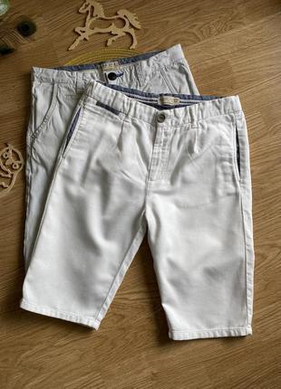 Чудові шорти на хлопчика 9-10 р., шорты на мальчика zara